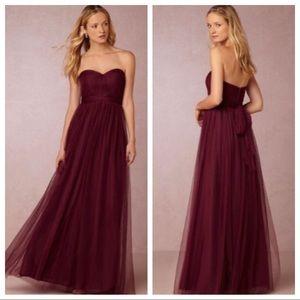 BHLDN Jenny Yoo Annabelle Convertible Dress 4
